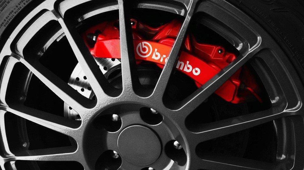 brake brembo car 01